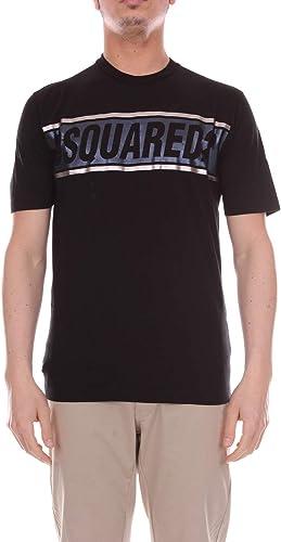 Dsquarouge2 S78GD002S23298 T-Shirt Homme