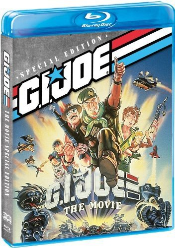 G.I.Joe – The Movie (Blu-Ray/DVD Combo) [Importado]
