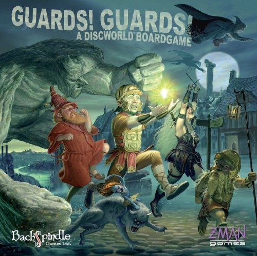 Guards, Guards! - Juego de Tablero (Z Man Games BSG1201) [Importado de Inglaterra]