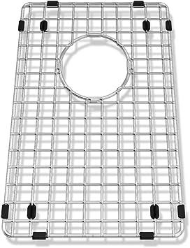 American Standard 791565 202070a Prevoir Bottom Grid 10 Inch X 15 Inch Kitchen Sink Rack Stainless Steel Amazon Com