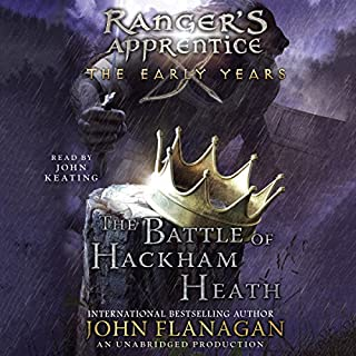 The Battle of Hackham Heath audiobook cover art