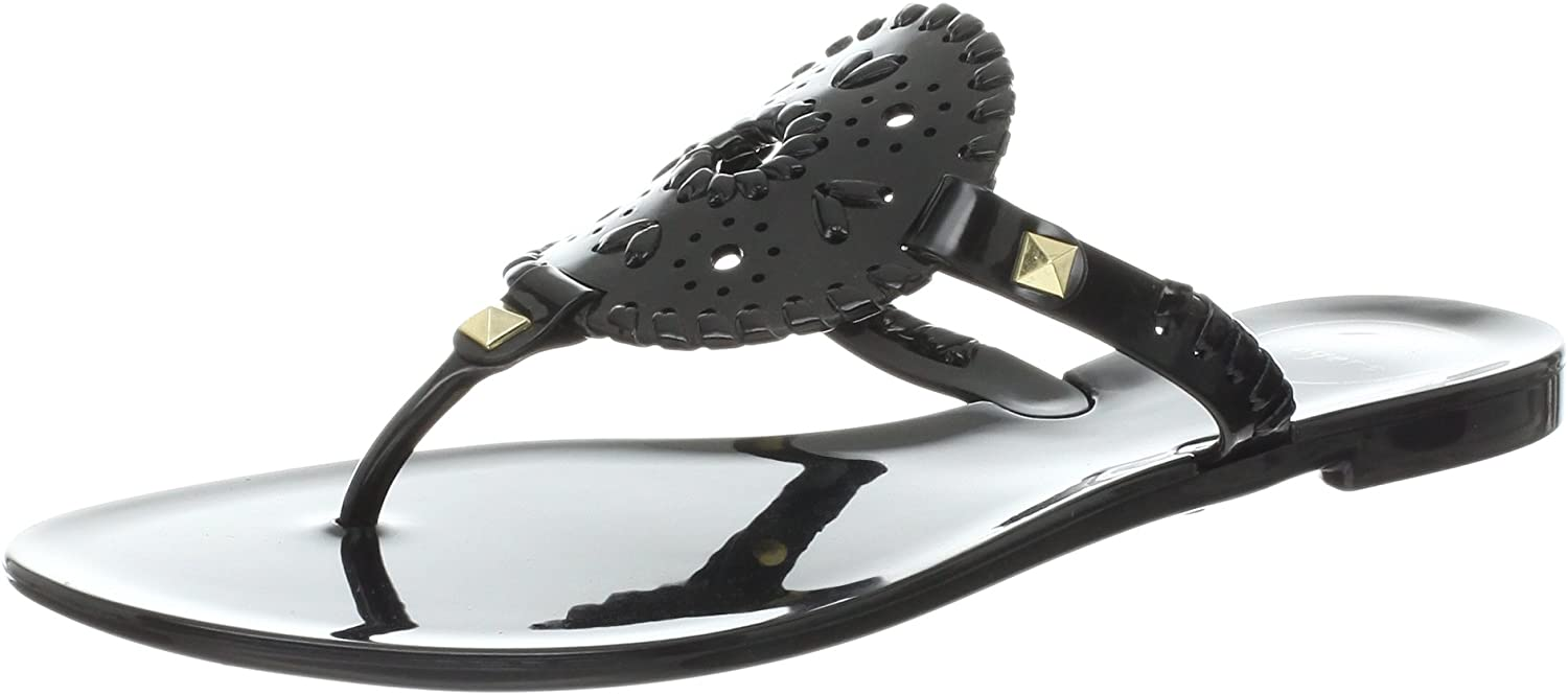 Jack Rogers Some reservation store Women's Georgica Jelly Sandal Thong