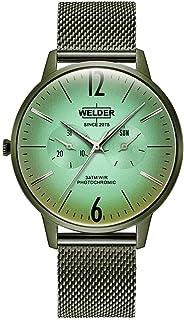 Welder Watches Mens Analog Quartz Stainless Steel Band WWRS419