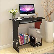 LJBH Book Table Small Computer Desktop Home Simple Bedroom Computer desk, desk, durable and practical (Size : A)