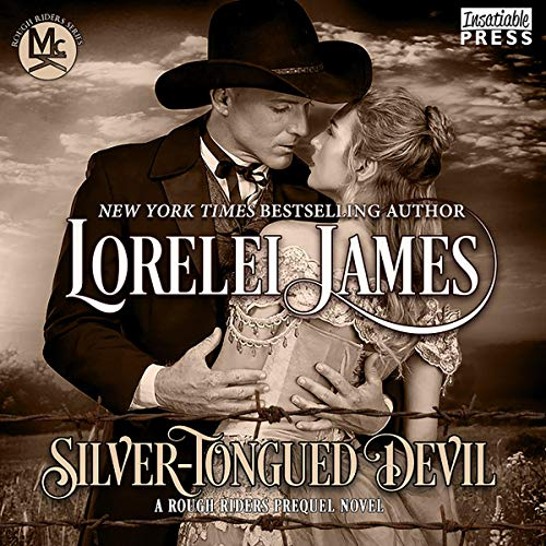 Silver-Tongued Devil Audiobook By Lorelei James cover art