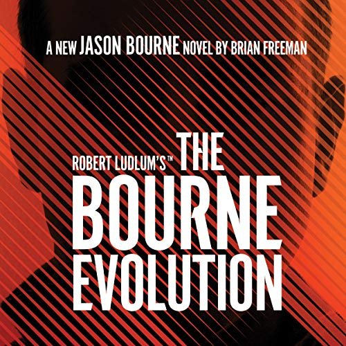 Robert Ludlum's The Bourne Evolution cover art