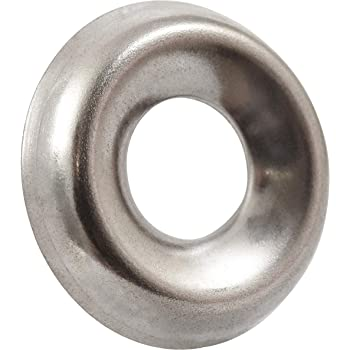 Swordfish 32440-280pc Stainless Steel Finishing Cup Washer Assortment #4 12 10 1//4 8 5//16 1//4 5//16 Swordfish Tools Inc 6