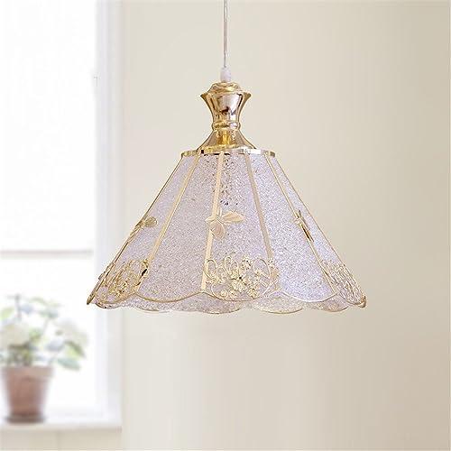 E27 European Creative Personality 1 tête lustre salon chambre Cafe plafond lumière maison Decor pendentif lampe,D