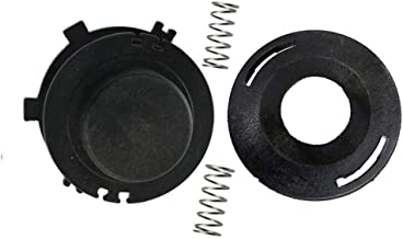 HURI Trimmer Head Spool with Cover Spring for Stihl Autocut 25-2 FS90R FS100RX FS110R FS120R FS130R FS240R FS250R