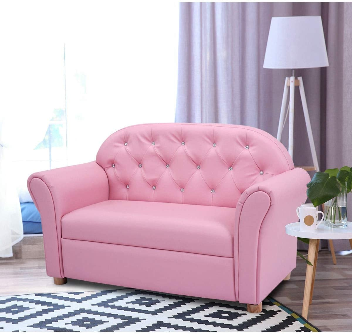 Free Shipping New Kids Sofa Loveseat Princess Styles Armrest Lounge Chair Cou 5 popular