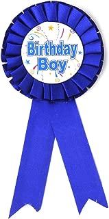 Prettyia Geburtstag Party Abzeichen Brosche - Birthday Boy, 19cm