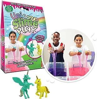Gelli Baff 5923 Slime Play Unicorn, Princess Pink