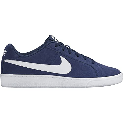 1490f1a786fb Nike Men s Court Royale Suede Sneakers Black
