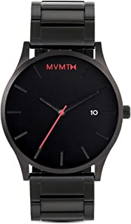 Men's Minimalist Vintage Watch with Analog Date