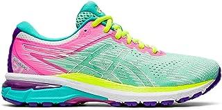ASICS Women's GT-2000 8 Running Shoes, 9.5M, Fresh ICE/White