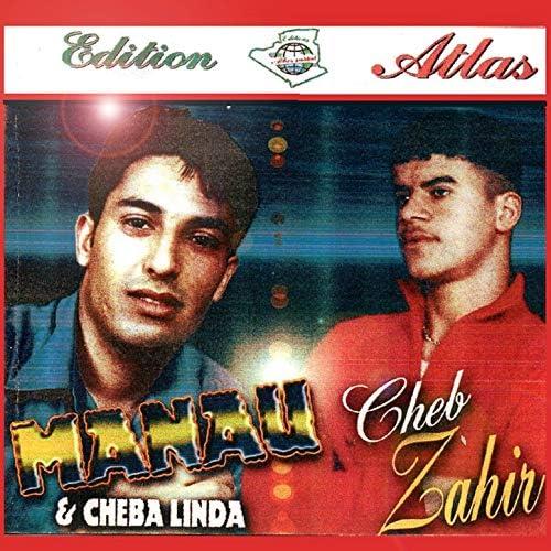 Cheb Zahir, Cheba Linda & Cheb Manau