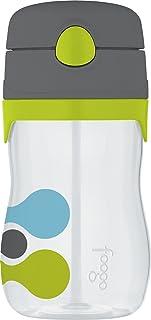 Thermos Foogo Phases Botella con pajilla, diseño tripoli, 325 ml
