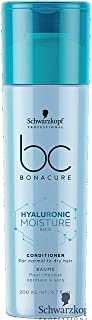 Schwarzkopf BC Bonacure Hyaluronic Moisture Kick Conditioner (For Normal to Dry Hair) 200ml/6.7oz