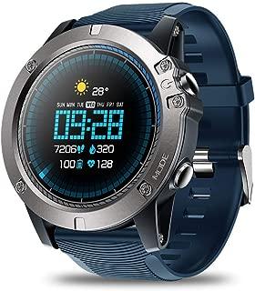 Hokaime Men Smartwatch Fitness Tracker Android iOS Smart ...