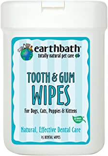 EARTHBATH Wipes for Dogs, Cats, Puppies and Kittens