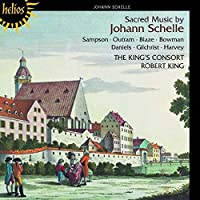 Schelle: Sacred Music by The King's Consort (2011-09-13)