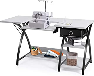 Cherry Folding Table Easily fits Home Decor with Slimfast Chip Cookie Sewing//Craft Center