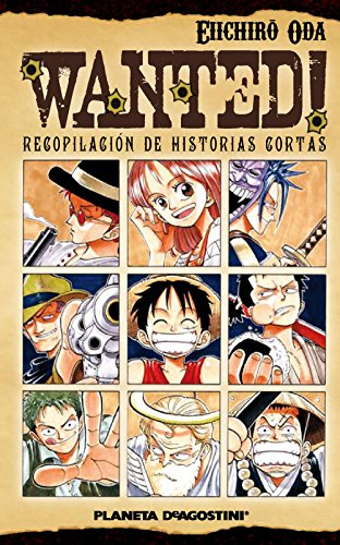 Wanted (One Piece) (Manga Shonen)