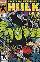 The Incredible Hulk 402 - The Forest For the Trees - Juggernaut