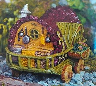 Georgetown Home & Garden Fairy Garden Gypsy Wagon