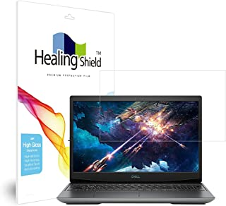 Healingshield Screen Protector Light Oleophobic High Gloss Film Compatible with DELL G5 SE 5505