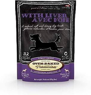 オーブンベイクドトラディション 犬用おやつ おやつ トリーツ レバー ソフトタイプ 227g