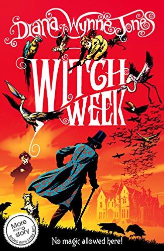Witch Week (The Chrestomanci Series, Book 3) (English Edition)