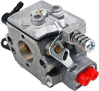DCSPARES Carburatore per Partner 350 351 370 371 420 sostituisce Walbro WT-391