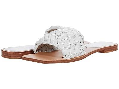 Marc Fisher LTD Reanna (White Leather) Women