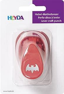 Baier & Schneider Motif Punch for Cardboard up to 220 g/m2 mm Small Bat 15 x 15 mm