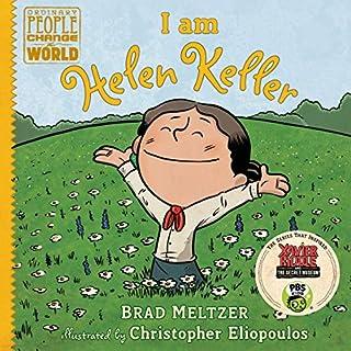 I Am Helen Keller audiobook cover art