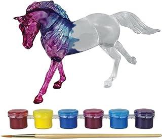 Breyer Stablemates Suncatcher Horse Craft Set | 5 Piece Set | 1:32 Scale | Model #4210, Multicolor