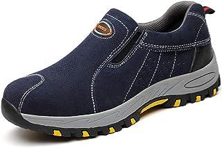 061bd140d9 Zapatos De Trabajo para Hombre Mantener La Seguridad del Dedo del Pie  ResbalóN Respirable De Verano