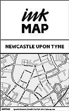 Inkmap Newcastle upon Tyne - Karten für eReader, Sehenswürdigkeiten, Kultur, Ausgehen (German) (German Edition)