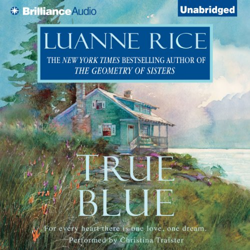 True Blue audiobook cover art