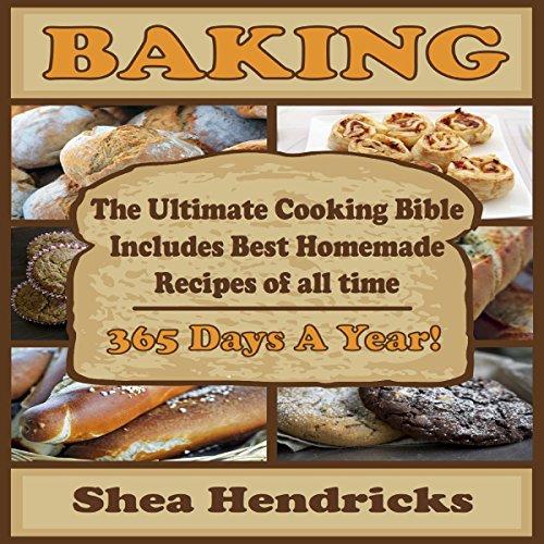 Baking cover art
