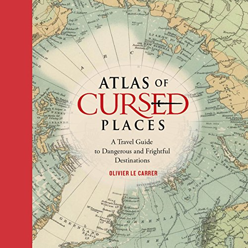Atlas of Cursed Places cover art