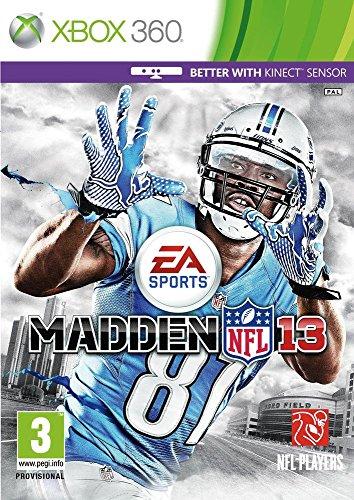 Madden NFL 13 [Importación francesa]