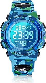 ATIMO LED 50M Waterproof Sports Digital Watch for Kids - Kids Gifts