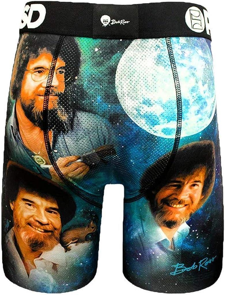 PSD Underwear Men's Boxer Brief 21810089 Black