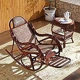 silla del ocio oscilación, silla adulta cubierta, balcón, mimbre,...