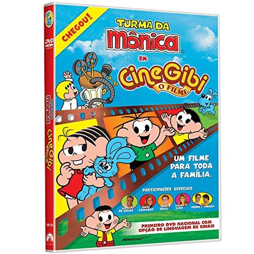 Turma Da Monica - Cine Gibi - O Filme