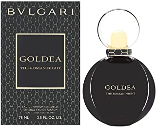 Bvlgari Goldea The Roman Night for Women, 2.5 oz Sensual EDP Spray