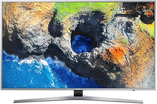 Samsung MU6409 138 cm (55 Zoll) Fernseher Ultra HD, HDR, Triple Tuner, Smart TV