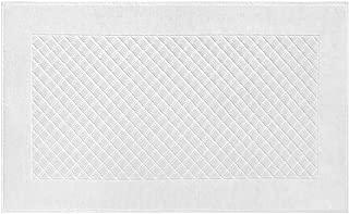 Yves Delorme - Etoile Bath Mat (22 x 36 in, White)